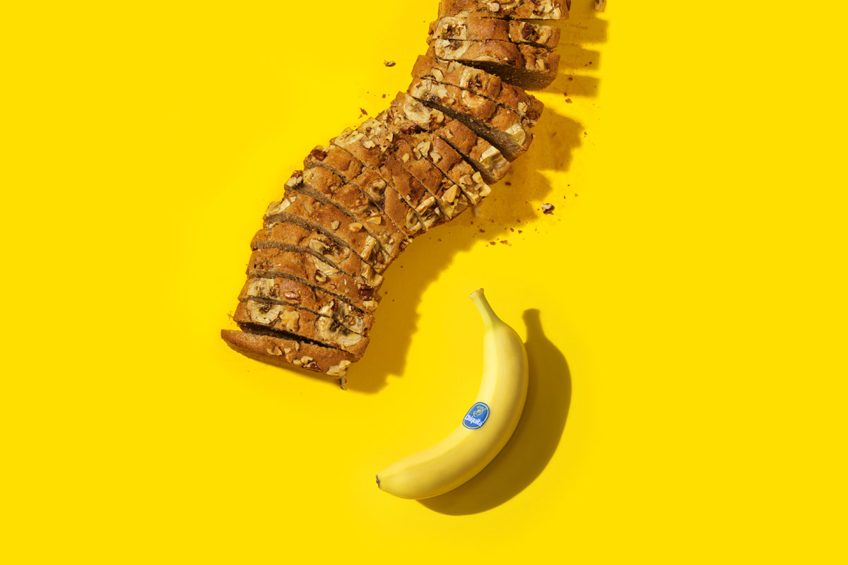 Banana bread. What are the best bananas to use