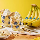 Chiquita Banana pudding Mug