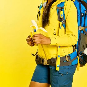 Benefits of bananas for hikers