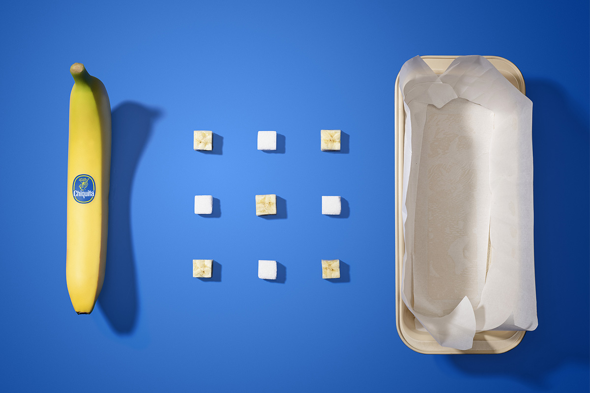 Chiquita banana a natural sweetener