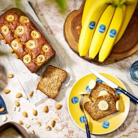 Paleo snacks and desserts with Chiquita