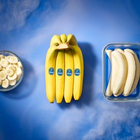 How to freeze bananas?